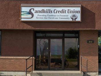 Sandhills Credit Union - located in Leader, Saskatchewan