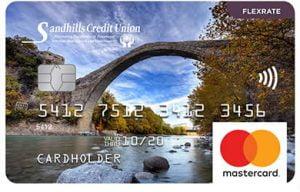 Sandhills Credit Union FlexRate Mastercard