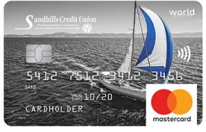 Sandhills Credit Union World Mastercard