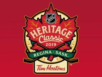 Tim Hortons Heritage Classic in Regina 2019